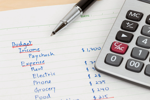 Developing A Family Budget