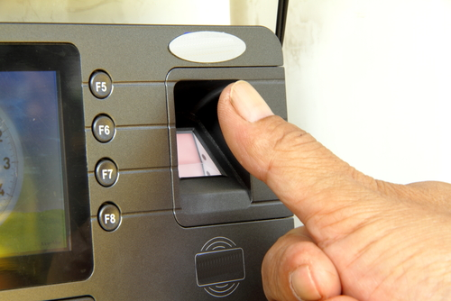 Technology: Biometrics = Better Banking Security?