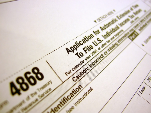 Tax Extension Filing Tips