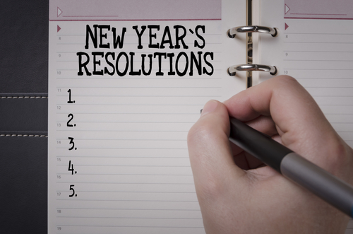 The Only New Year's Resolutions You Need