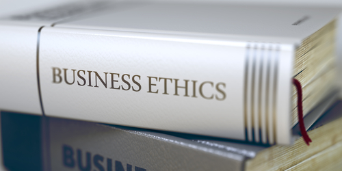 Business Ethics for Customer Data