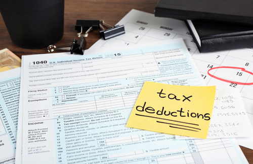 Self-Employment Deductions Under the New Tax Law
