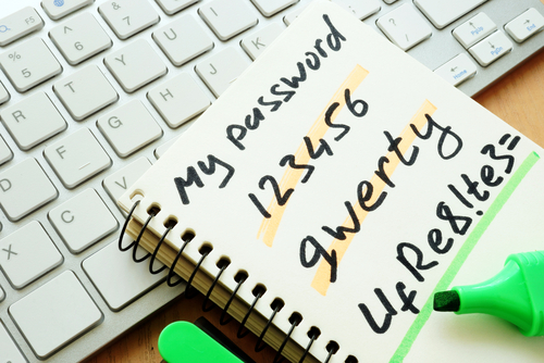 Old School and Hi-Tech Ways to Keep Track of Passwords