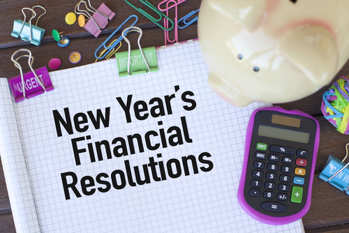 4 Financial New Years Resolutions You Can Actually Keep