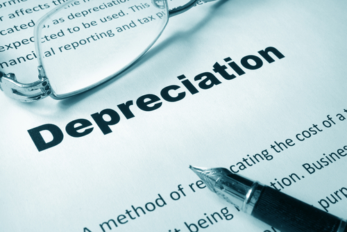 Four Types of Depreciation