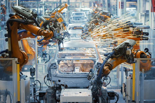 Robotics Carves Out Niche in Various Businesses