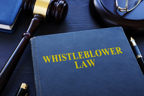 Congress protects Whistleblowers