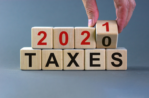 2020 2021 Tax Law Changes